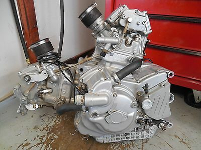 06 Ducati ST3 Running Engine Motor Trans LOW MILES 6182 Video -2 small issues