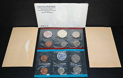 1970 United States U.S. Mint Uncirculated Coin Set