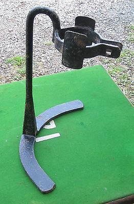 Vintage Iron Horse Carriage Step (ref3083)
