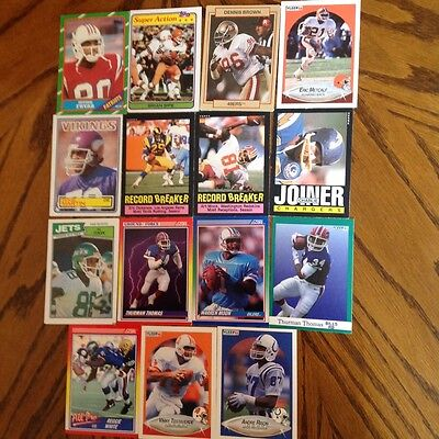 American Football Trading Cards