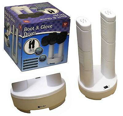 As seen on TV Boot & Glove Dryer Trainers Portable Winter Wet Unisex Electric