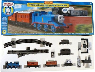 Hornby Electric Thomas Passenger & Goods Train