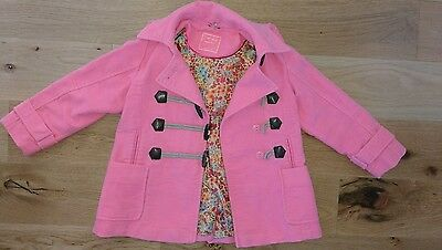 Girl's coat size 5-6 years *NEXT* EXCELLENT CONDITION!