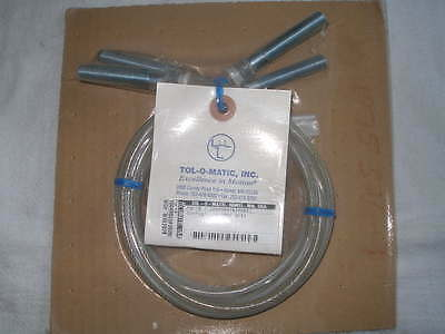 """TolOMatic 10049002 300851 - 10049002 SK33 Replacement Cable 33"""" Stroke"""