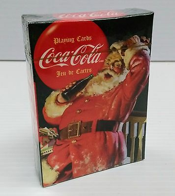 Coca-Cola Christmas Playing Cards - BRAND NEW