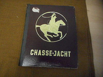 Holland Trade Cards Completed Album Kwatta Chasse Jacht ( Hunting Scenes )