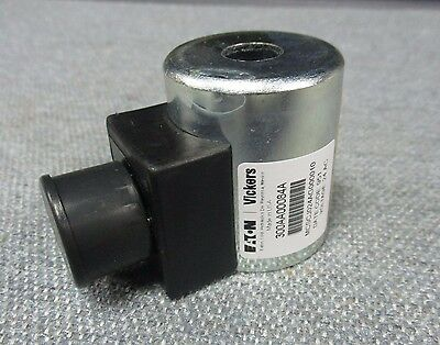 EATON VICKERS J SERIES TOUGH COIL   300AA00084A with DEUTSCH CONNECTOR