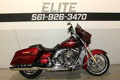 2016 Harley-Davidson Touring  2016 Harley Street Glide Special FLHXS VIDEO Chrome Upgrades Fiancing Shipping