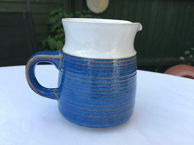 """Denby Langley Chatsworth Large Collection, 1 X 4.1/4"""" Inch Milk Jug ,  Lot 19"""