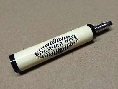 Balance Rite Forward Weighted Pool Cue Extension Radial Joint BRFR