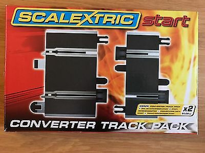 Scalextric Start Converter Track Pack C8525