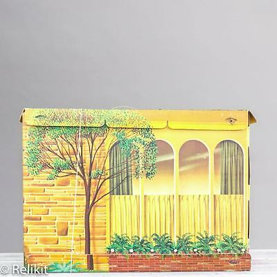 Vintage Barbie New Dream House Cardboard Furniture & Accessories W/ Instructions