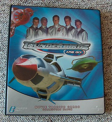 Thunderbirds Are Go - Base, Chase, Auto Cards, Binder, Promos And Much More