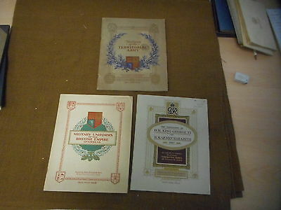 CIGARETTE CARDS COMPLETED ALBUM JOHN PLAYER x 3 COMPLETED ALBUMS