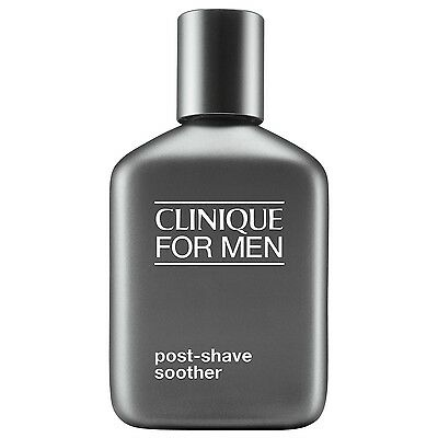 Clinique For Men Post-Shave Soother 2.5oz/75ml New In Box
