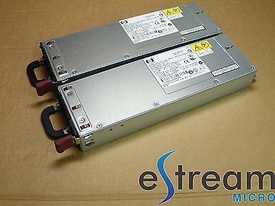 Lot of 2 HP DL360 G5 700W PSUs Power Supply 411076-001 393527-001 DPS-700GB