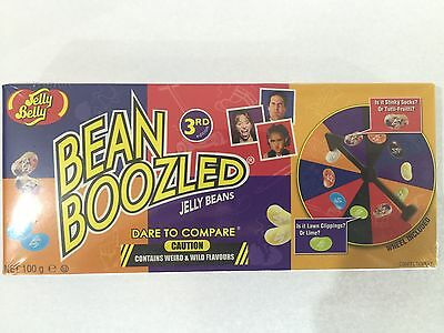 Jelly Belly Bean Boozled Spinner Game 3rd Edition 100g (Wheel Included)