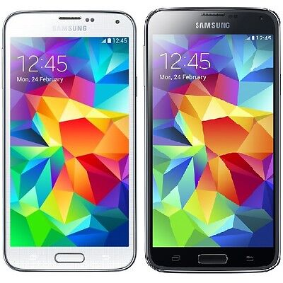 New Samsung Galaxy S5 Unlocked T-Mobile 4G GSM SM-G900T 16GB Android Smartphone