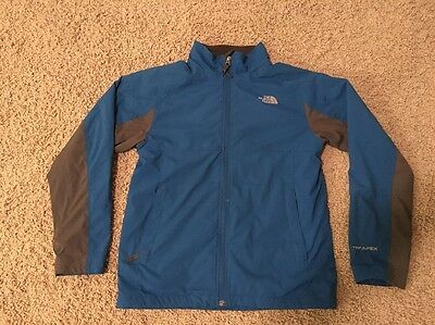 The North Face Jacket Youth Size 14/16 TNF apex