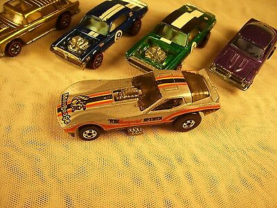 Hot Wheels / 1979 Vetty Funny / Blackwalls / Great Shape / Check It Out!!