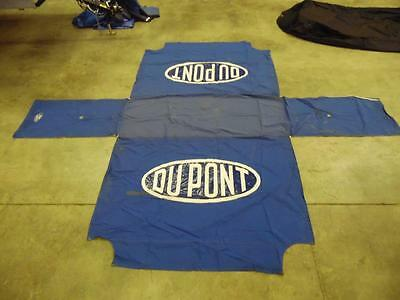 Jeff Gordon 24 Race Used Hendrick Dupont Motorsports Complete Pit Cart Cover