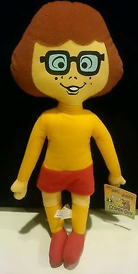 """16""""  Toy  Factory  Plush  Velma  Doll ( Scooby  Doo )  New  w/tags"""