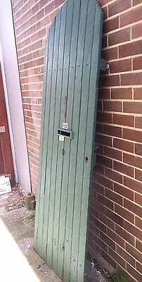 Garden Gate Side Gate For Passage Or Alley Timber Or Wood