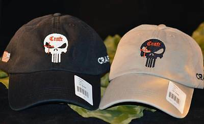 BLACK ONLY Authentic 5.11 American Sniper Craft International tactical hat cap