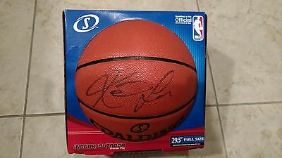 Signed Autographed KEVIN LOVE Spalding Basketball! Cleveland Cavaliers