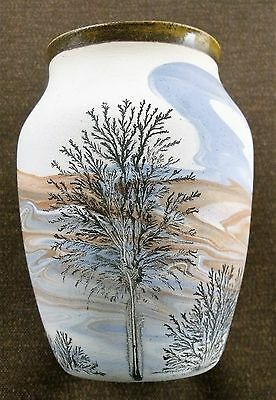 """Sevierville Tennessee Pottery 4.5"""" Vase"""