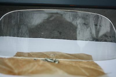 RUSSIAN PEDAL CAR WINDSCREEN windshield  ORIGINAL parts for MOSKVITCH SOVIET TOY