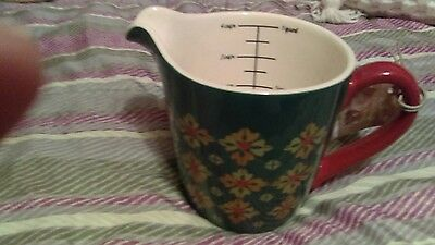 The Pioneer Woman-Ree Drummond BRAND NEW 4 cup Flea Market Measuring Cup