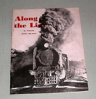 Along the Line in Victoria, by J Richardson, SC book,