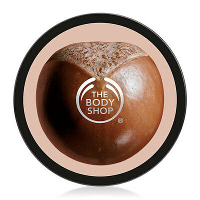 New Vegetarian The Body Shop Body Butter Shea Nutty Scent Skin Cream