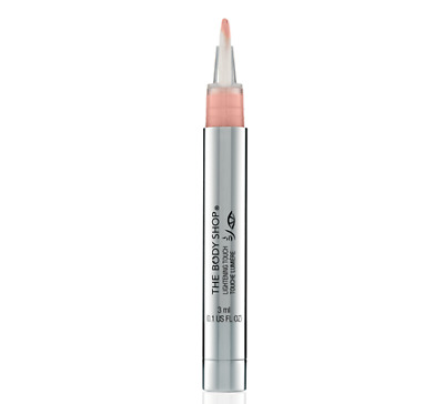New Vegetarian The Body Shop Concealer Pen Lightening Touch Precise Control