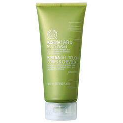 New Vegetarian The Body Shop Mens Hair and Body Wash Kristna Vegan Cleanser