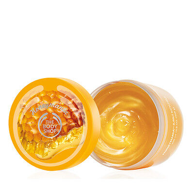 New The Body Shop Honeymania Bubble Bath Melt