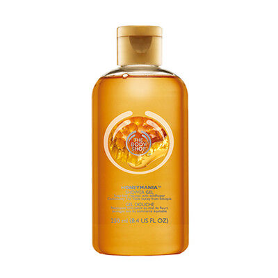 New The Body Shop Honeymania Shower Gel
