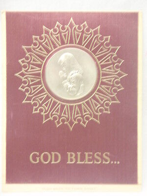 1969 FRANKLIN MINT Limited Edition Praying Child Christmas Coin