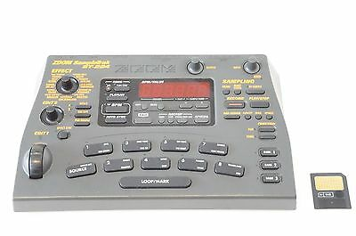 ZOOM ST-224 SampleTrak Sampler Drum Machine World Ship