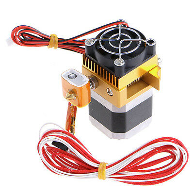 MK8 Extruder Kit for 3D Printer Part Makerbot Prusa i3 Extrusion Head Extruder