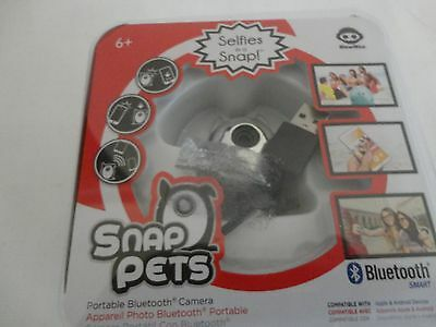Snap Pets Bluetooth Camera Selfies in a Snap New In Box