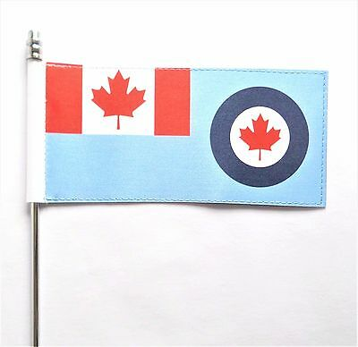 Canada Royal Canadian Air Force (RCAF) Ultimate Table Flag