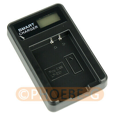LP-E10 USB Battery Charger for Canon EOS Rebel T3 Kiss X50 X70 1300D 1200D