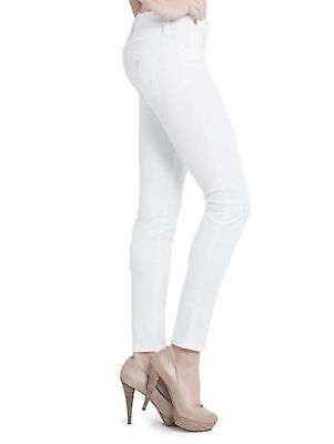 GUESS Britney Skinny Jeans / White / Size 25