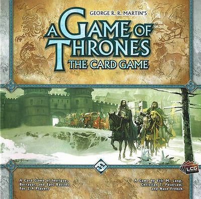 A Game of Thrones - Living Card Game - Core Set