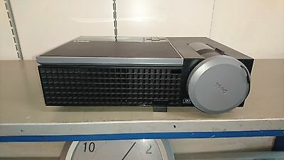 Dell 1510X DLP Projector - 701 Bulb Hours Used - White Dots on Display