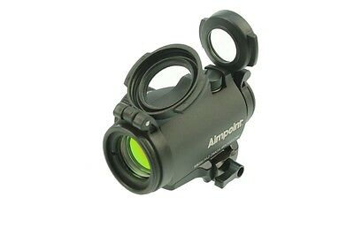 Aimpoint Micro H-2 Red point sight with Quick-release mounting