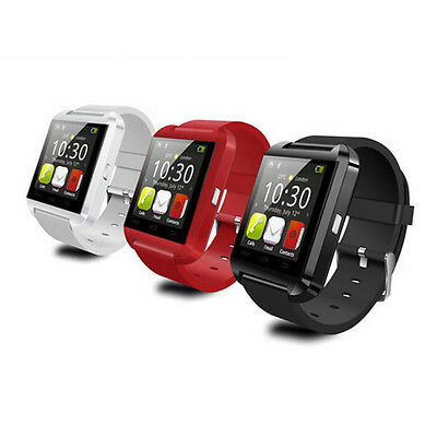 Sport U80 Smart Watch Bluetooth Smartwatch For IOS Android Wrist Smart Phone *1