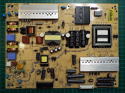 """Power Supply Board 17PW07-2 041111 V2 23061981 from Toshiba 40L1333B 40"""" LED TV"""